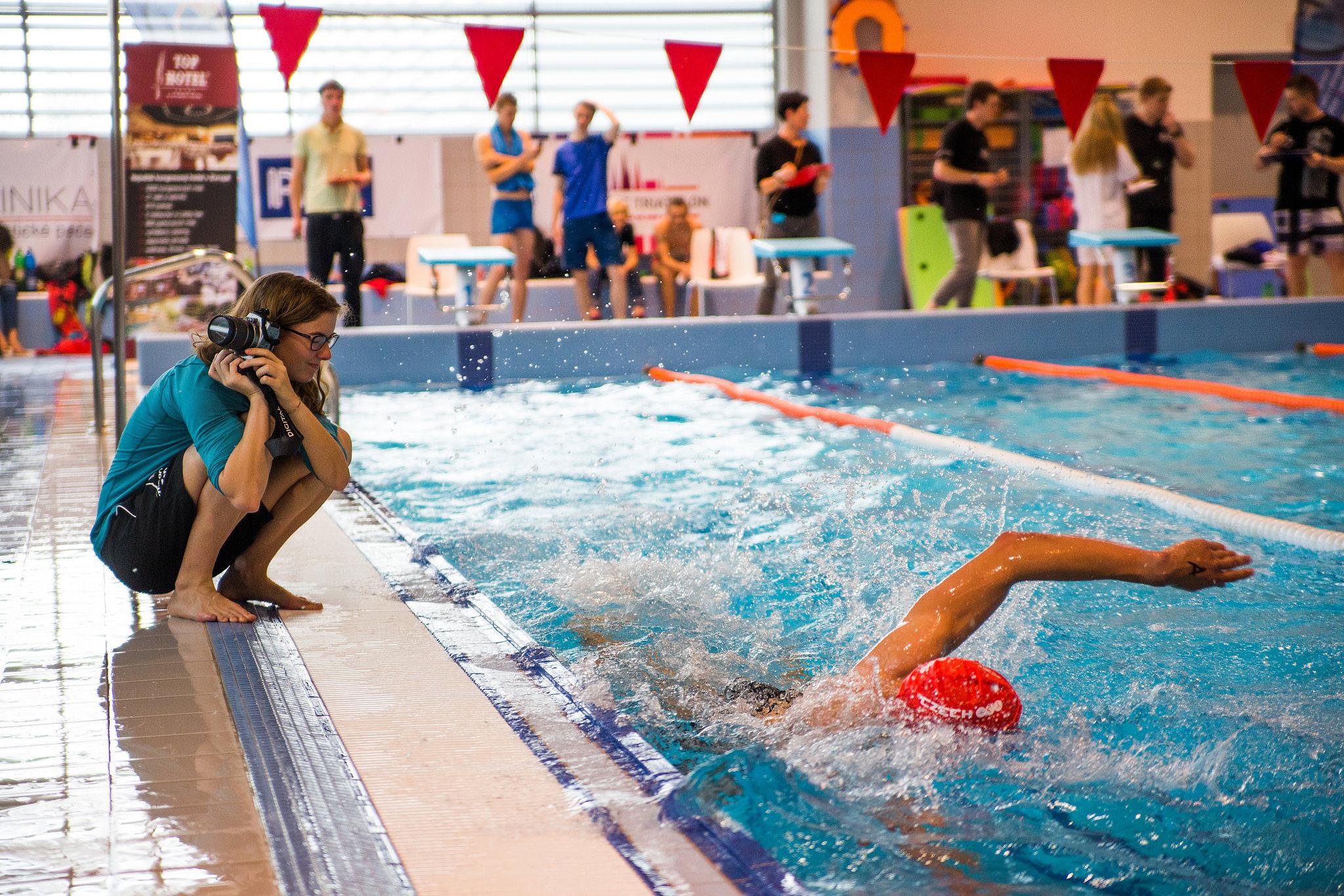 Mistrovství Prahy v aquatlonu 2016